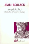 EMPÉDOCLE - Tome 1