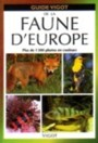 Guide Vigot de la faune d'Europe